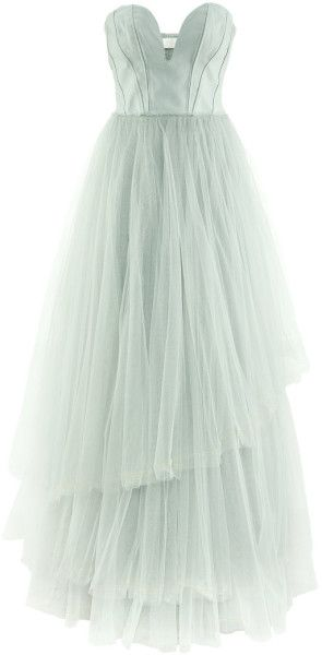 H&M green tulle dress! Super cute for prom or a fancy gathering! I would wear a bold dark lip and a messy bun with some fancy pin(everything else is neutral to tone the wow items down) I'd also wear black pumps or strappy silver sandals