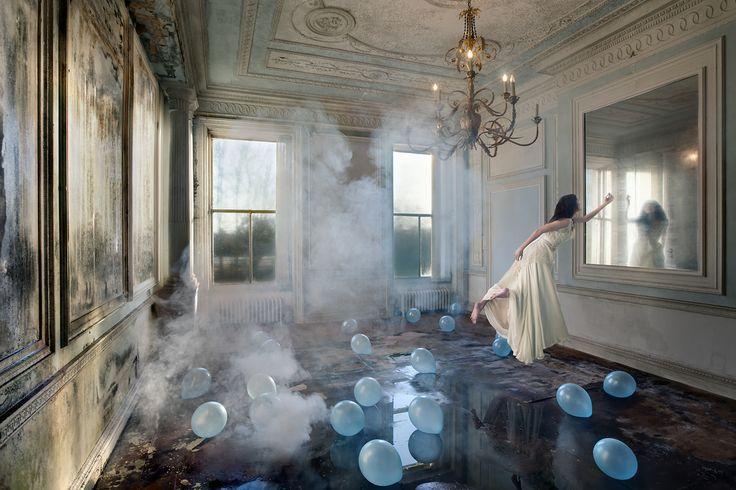 Rebecca Litchfield Photographer | London Fine Art Photography - Underworld