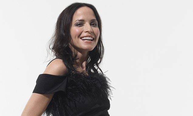 Andrea Corr is the lead singer of Irish pop-rock band The Corrs, formed in 1990 with Andrea's siblings Caroline, Sharon and Jim. She is married to the billionaire Brett Desmond
