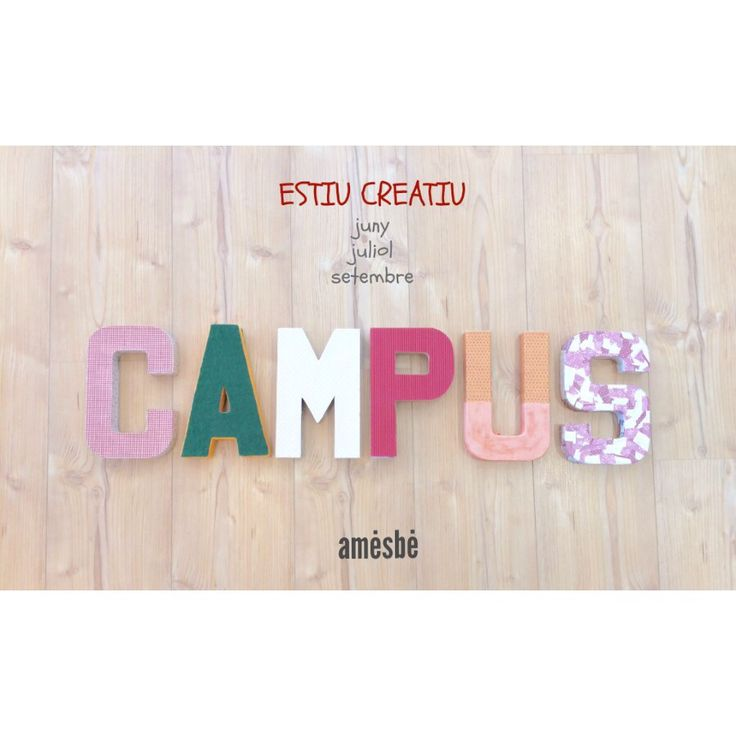 Summer campus 2017 #summer #campus #nanüts #creativity #movement #terrassa