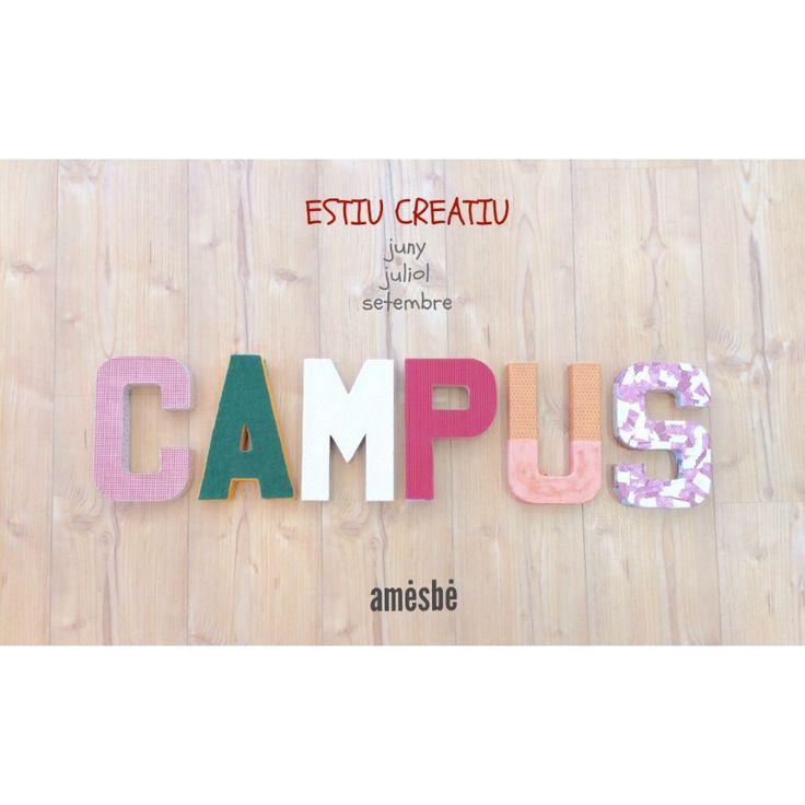 Summer campus 2017 #summer #campus #nanüts #creativity #movement #terrassa