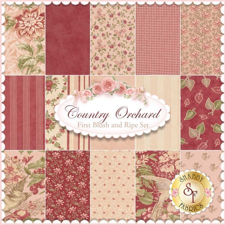 246 best images about fabric on pinterest fat quarters for Garden party fabric by blackbird designs