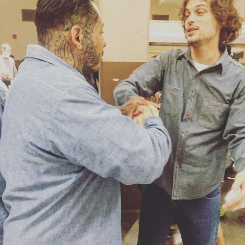 theofficialstrikes: Day 6 on Set 🎬 of Criminal Minds the TV show i will be on Episode 14 15 16 and 17 in March, Season 12 it was so cool working with some cool actors such as @gublergram giving me acting pointers , this was truely a blessing for me #criminalminds@crimmindsofficial posted 4 hours ago (© instagram.com)