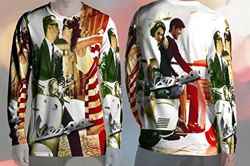 Scooters Vespa Retro Man Longsleeve T-shirts Full Print Sublimation Style C (XXX-Large) sandimall http://www.amazon.com/dp/B01DDTVZF8/ref=cm_sw_r_pi_dp_r4S9wb06B8E16