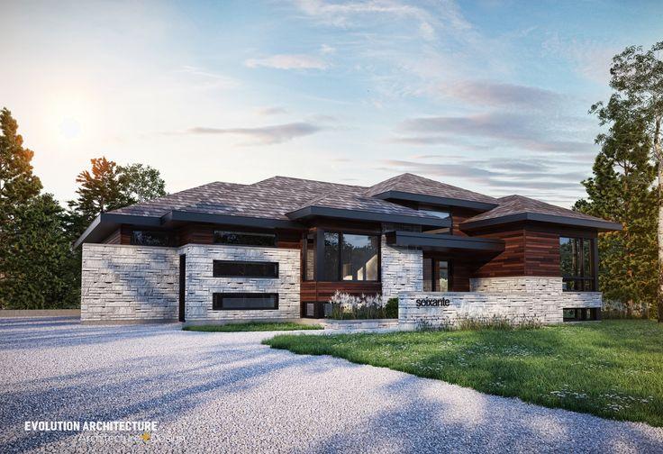 #planmaison #brique #planpersonnalisé #architecture#moderne