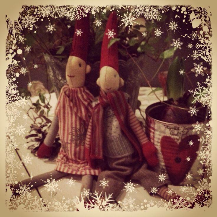 Mailegin Nisset jouluna 2014