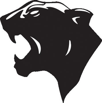 Panther Clip Art Mascot Amp Clipart Library Panthers