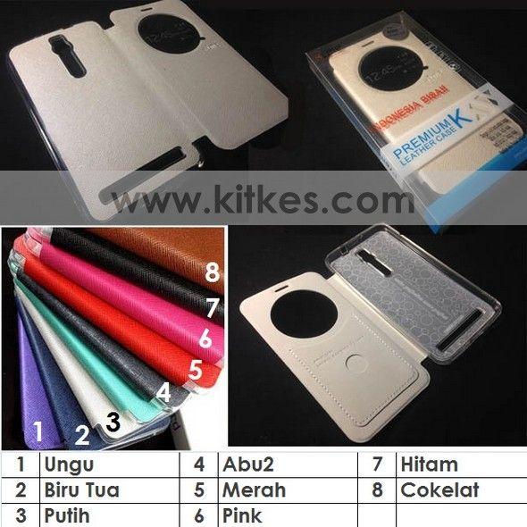 Ume Enigma View Case Asus Zenfone 2 5.0 Inch ZE500ML - Rp 135.000 - kitkes.com