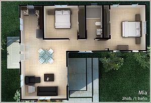 Casas Ferrmax - Modelo Tropical