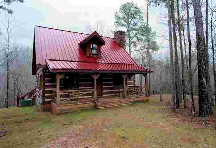 Love The Red Tin Roof House Plans Pinterest Timber
