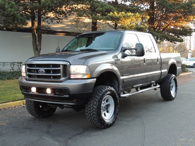 Used 2003 Ford F-250 Super Duty XLT / 4X4 / 7.3L DIESEL/ LIFTED ...