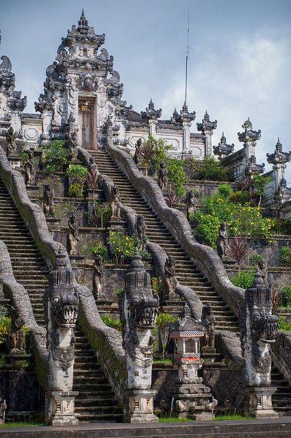 I WANT TO GO BACK TO BALI Pura Lempuyang, Bali