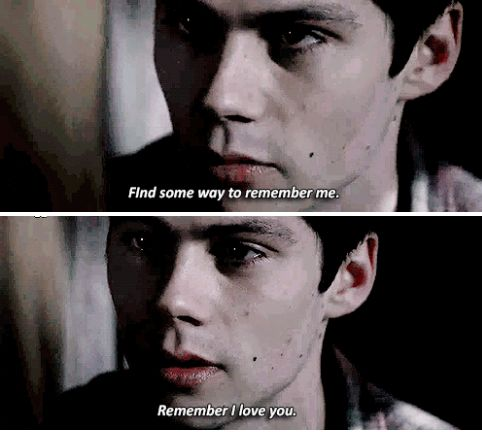 """10 DAYS UNTIL TEEN WOLF SEASON 6 PREMIERE - """"The actual 'I love you' scene between Stiles and Lydia is far more dramatic when seen in full."""" -TV Line"""
