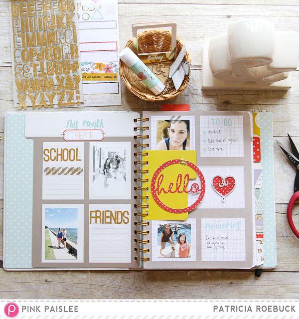 Roebuck Adventures: Memory Notebook | Pink Paislee