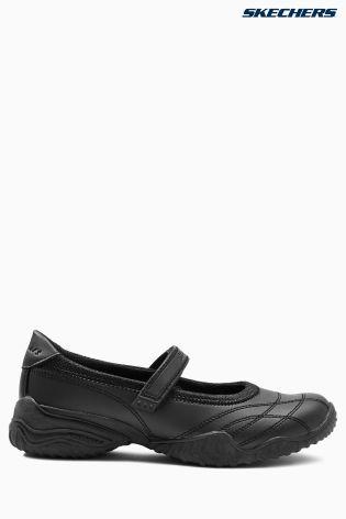 Buy Skechers Black Velocity Mary Jane Shoe from the Next UK online shop