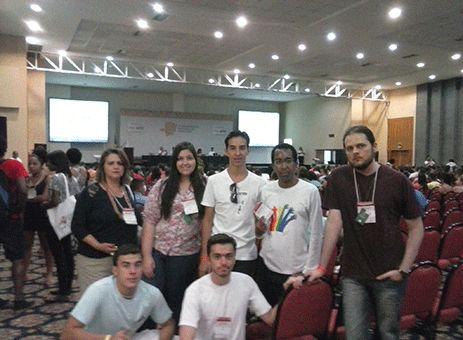 Paraíso e região participam de conferência da juventude http://www.passosmgonline.com/index.php/2014-01-22-23-07-47/regiao/6403-paraiso-e-regiao-participam-de-conferencia-da-juventude