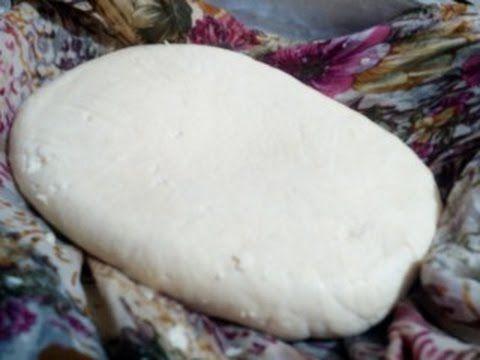 Evde Sirke ile Kaşar Peynir Yapımı 5 litre sütten 1 kilo peynir :)