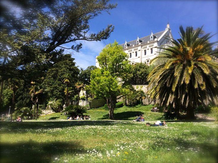 Campus de Valrose (Université Nice Sophia Antipolis, France)