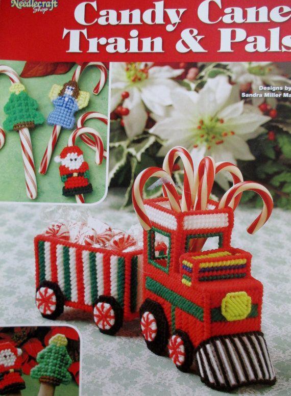 Arbre de Noël Candy Cane ornements festifs Angel par LUVFUR sur Etsy