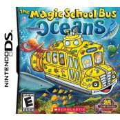 The Magic School Bus: Oceans for Nintendo DS invites gamers to hop on the bus and explore an ocean teeming with life. Players step into the driver's seat of The Magic School Bus to unlock six levels of the ocean –each time transforming into a new marine vehicle. With seven games and nearly 200 ocean interactions, players engage in open exploration to navigate ocean areas and sea life. Players apply knowledge learned throughout the game to answer questions.