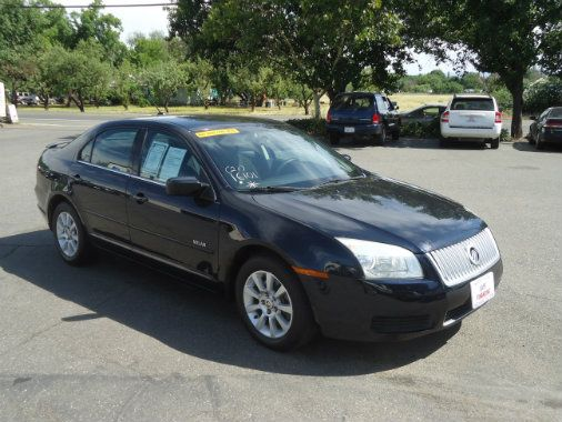 Come to Highway Motors for a great used Sedan like this 2008 Mercury Milan. BUY…