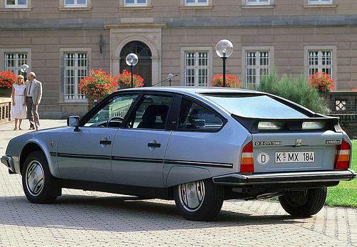 Citroën CX 25 GTi Turbo