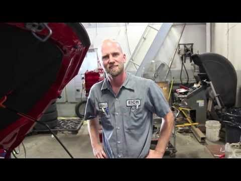 How to: Volkswagen Headlight Bulb Replacement | Eich Motor Company St. Cloud MN - YouTube