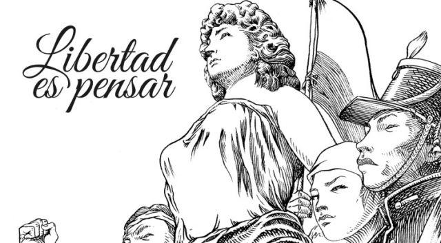 Historieta. Libertad es pensar. Bicentenario de la Declaración de la Independencia Argentina http://www.slideshare.net/Marcela2010/historieta-libertad-es-pensar-bicentenario-de-la-declaracin-de-la-independencia-argentina
