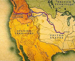 Inside the Corps -- Interactive Multimedia journey with the Lewis and Clark Expedition from PBS