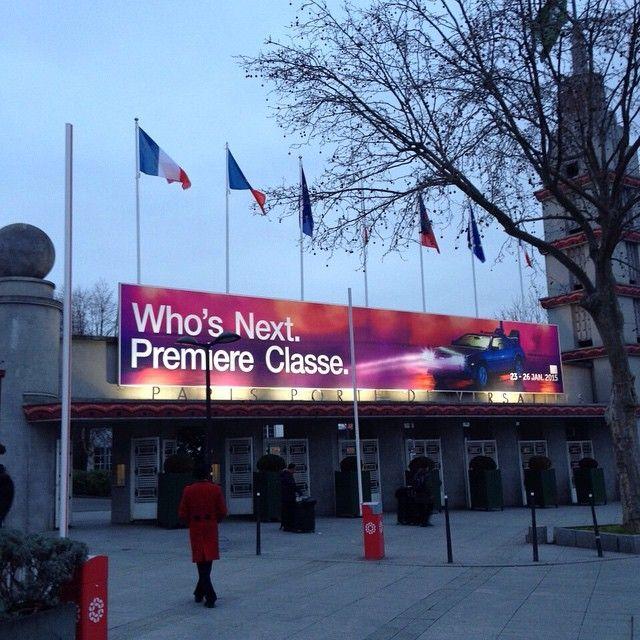 See you tomorrow in #hall3 @ WHO'S NEXT #tiffosi #tiffosidenim #whosnext15 #wsn #wsn15 #whosnext2015 #whosnextparis #whosnextdotcom #Paris #PortedeVersailles