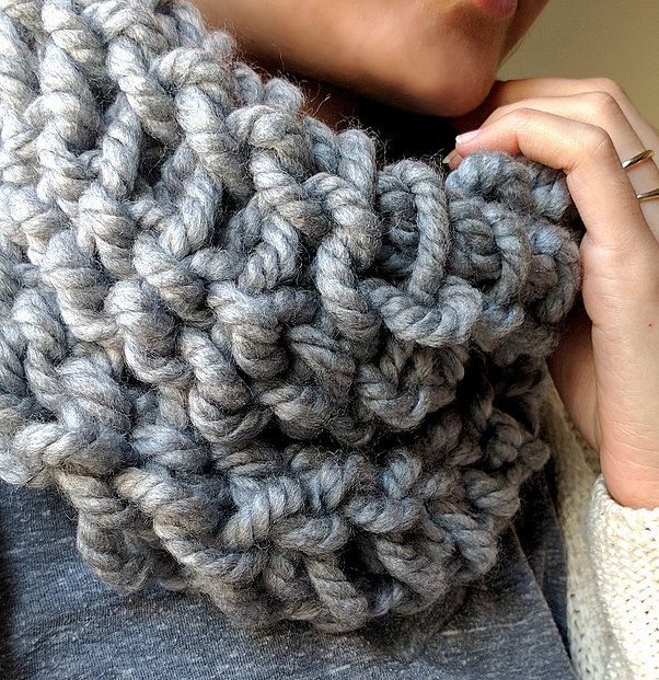 Is it knitting? Is it crochet? The answer is yes!Arm knitting has been dominating the web in the craft world and I've seen several attempts at it's crochet equ
