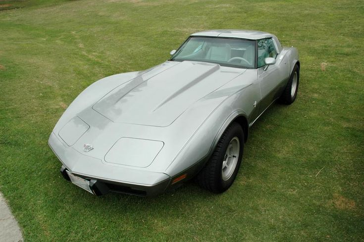 34 best images about Corvette 1978 Silver Anniversary on Pinterest | Cars, Chevy and Muscle