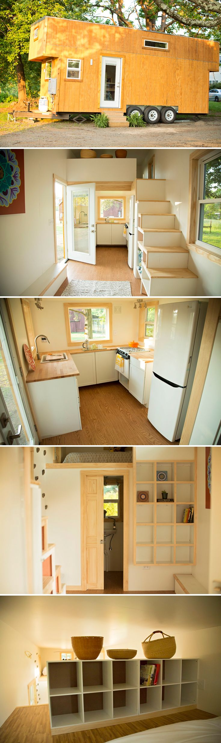 405 best Tiny House Love images on Pinterest Tiny living Small