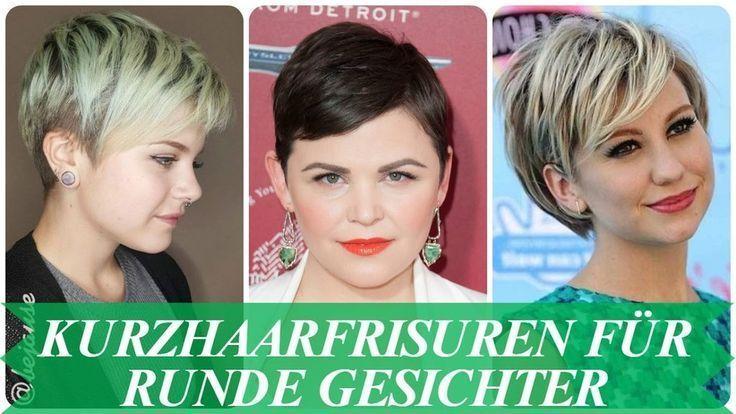 Cool Kurzhaarfrisur Fur Rundes Gesicht – #cool #f…. – #Cool #für #Gesicht #Kur