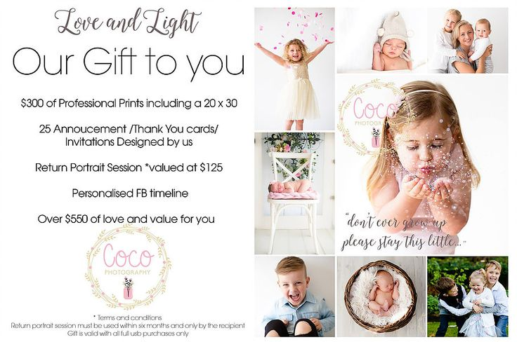 Geelong Newborn Photography Pricing