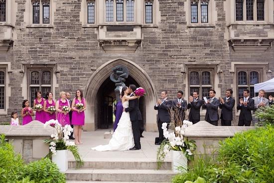 http://harthouse.ca/weddings/ Hart House Weddings #HartHouse #Bride #Toronto #Wedding