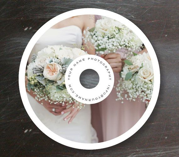 Photo DVD Templates digital PSD files  by designbybittersweet, $12.00