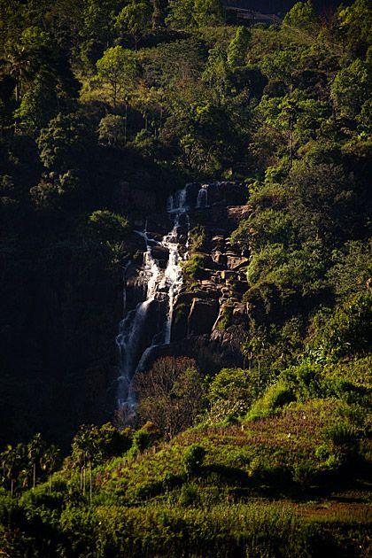 Ella Waterfall, Sri Lanka