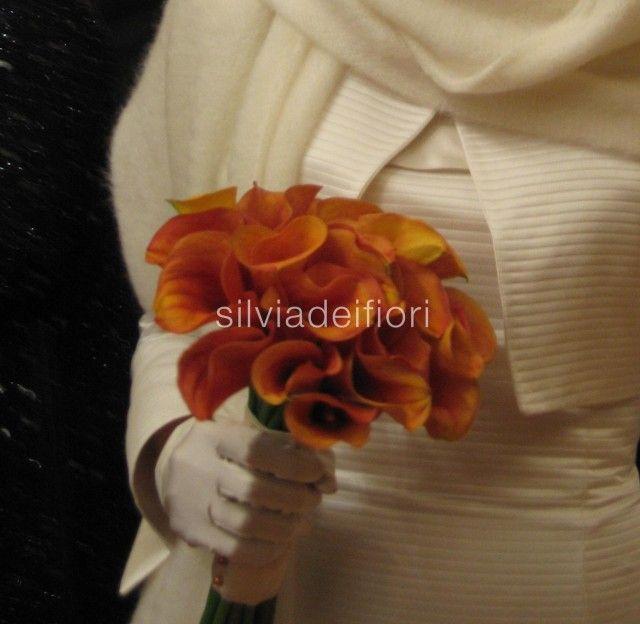 Il bouquet della sposa in autunno e inverno - Silviadeifiori