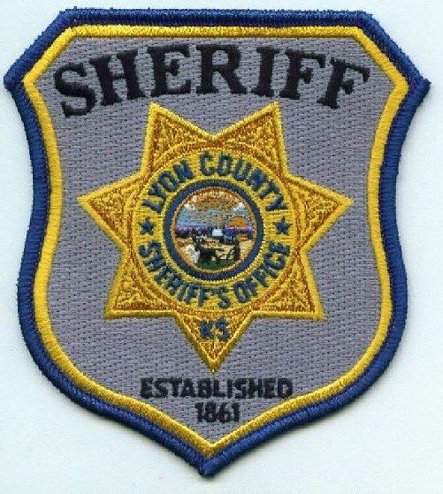 Lyon county Sheriff KS