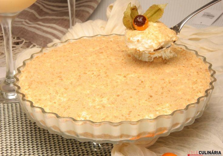 Receita de Tarte de natas. Descubra como cozinhar Tarte de natas de maneira prática e deliciosa com a Teleculinária!
