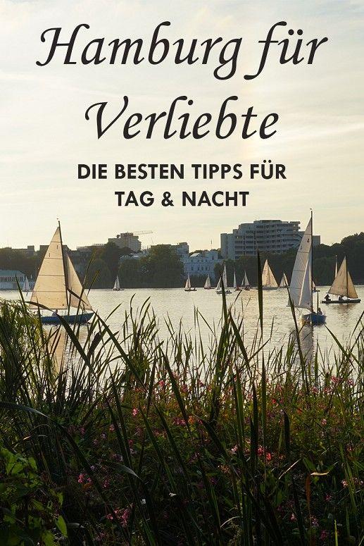 Hamburg für Verliebte – Die romantischsten Orte für Tag und Nacht
