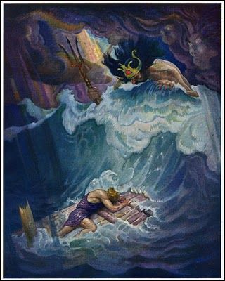 The Odyssey of Homer [Ltd, Signed N. C. Wyeth