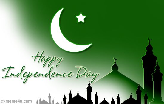 Happy Independence Day (Pakistan).  Discussion in 'Social & Current Events' started by Moonlight, Yesterday at 8:00 PM.  Source: http://defence.pk/threads/happy-independence-day-pakistan.444023/#ixzz4HKOLJshN