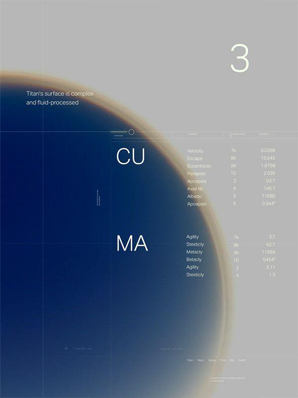 Titan Loop Campaign by Leonid Ershov, via Behance