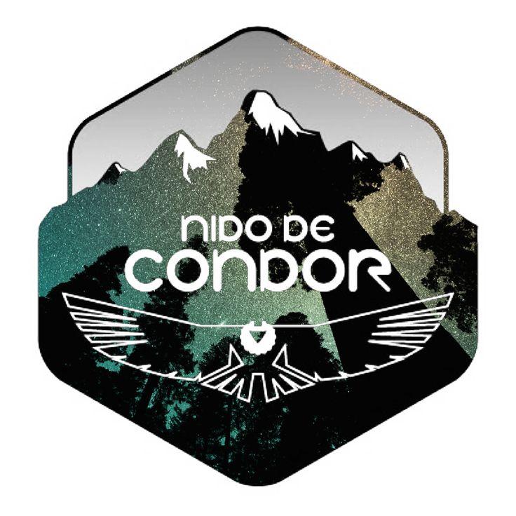 Logotipo Cabañas Nido de Cóndor