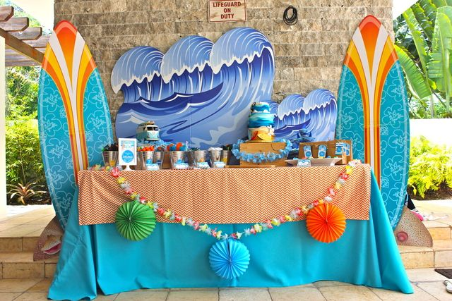 best 25  surfer party ideas on pinterest