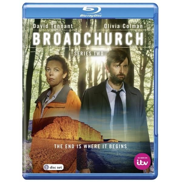 http://ift.tt/2dNUwca | Broadchurch Series Two Blu Ray | #Movies #film #trailers #blu-ray #dvd #tv #Comedy #Action #Adventure #Classics online movies watch movies  tv shows Science Fiction Kids & Family Mystery Thrillers #Romance film review movie reviews movies reviews