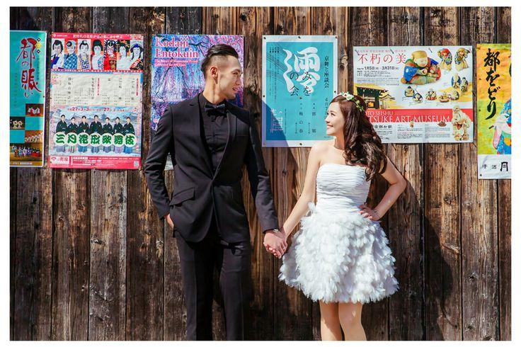 Destination Pre-Wedding at Kyoto, Japan by Maso Studio on OneThreeOneFour 0