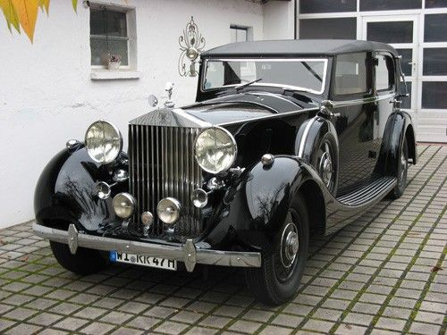 7 best Rolls-Royce Cars of Maharaja Vijaysinhji of Rajpipla images